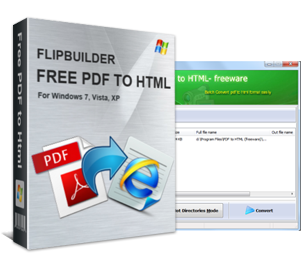 Free PDF to HTML: Easy and free convert PDF to HTML page