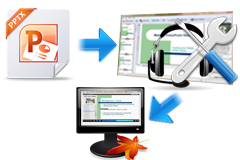 Free PowerPoint to Flash Converter-useful software to
