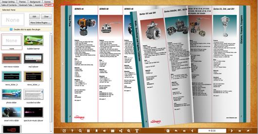 Professional and free business magazine template flipbuilder free business magazine template flashek Choice Image