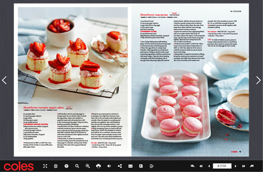 various food magazine templates for freely use flipbuilder com