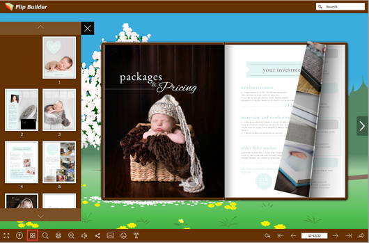 How To Make A Fashion Magazine Flipbuilder Com