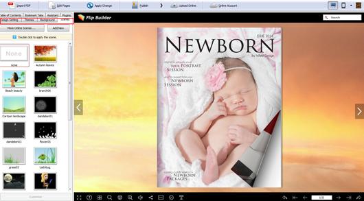 make an interesting magazine for kids