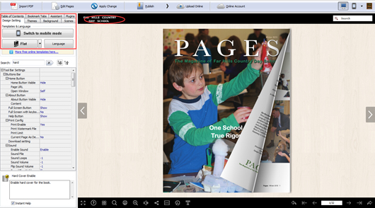 Make Your Own School Magazine Look Professional | Flipbuilder.com