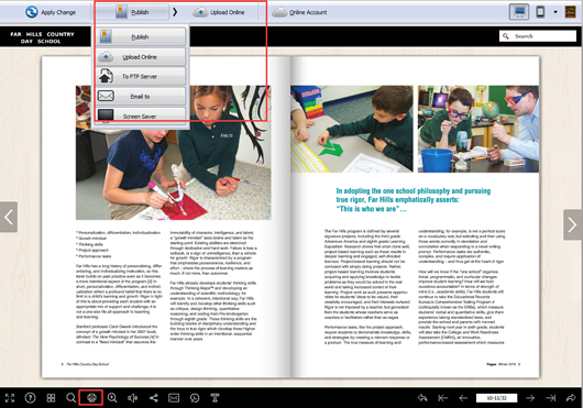 How to make a school magazine