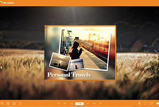interactive memory book maker create online memory browse creative digital memory book examples