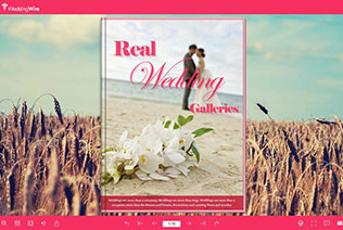 free picture book maker create animated photo albums share to social online offline publish flipbuildercom - Wedding Album Design Ideas