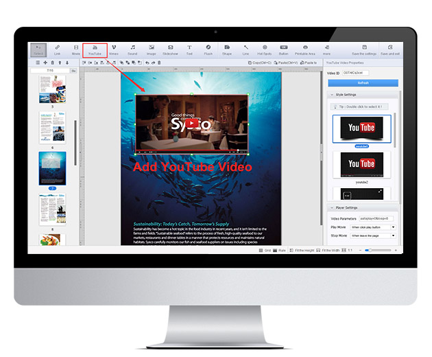 flip pdf professional page flip software to make pdf page