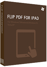 iPad flipbook maker software