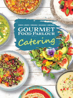 digital catering brochure