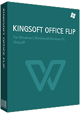 turn Kingsoft Office to flipbook