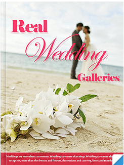 digital online wedding photobook