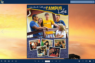 Lakeland College Memory Book
