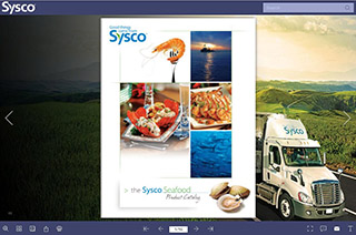 Sysco Seafood Brochure
