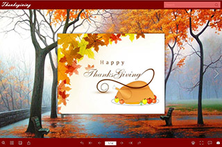 Thanks Giving Day Album