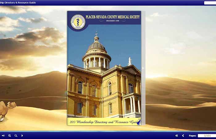 2013 Membership Directory & Resource Guide flipbook
