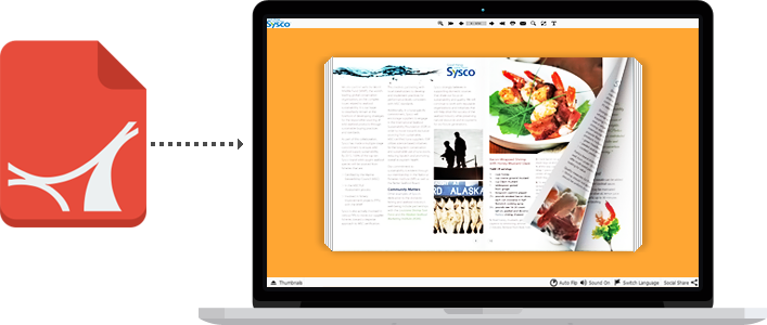 Convert PDF to Responsive Pageflip eBook in Minutes