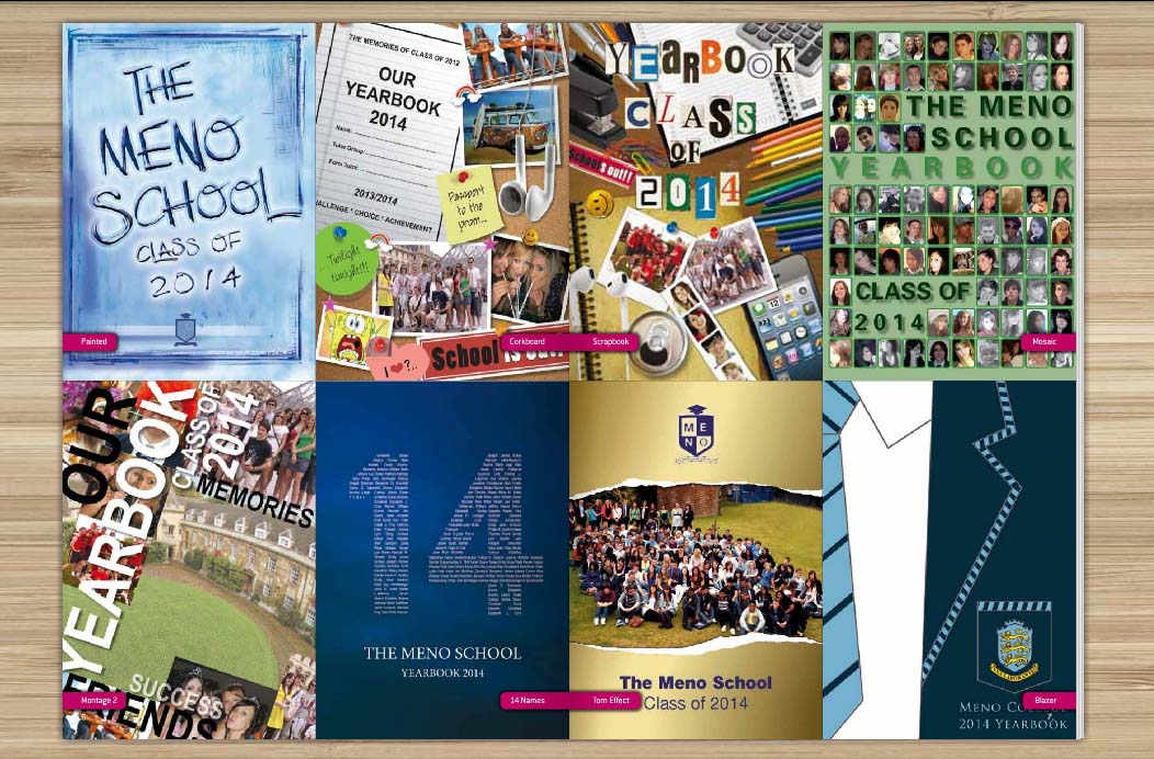 Free Digital Yearbook Maker - Multimedia Yearbook Software for ...