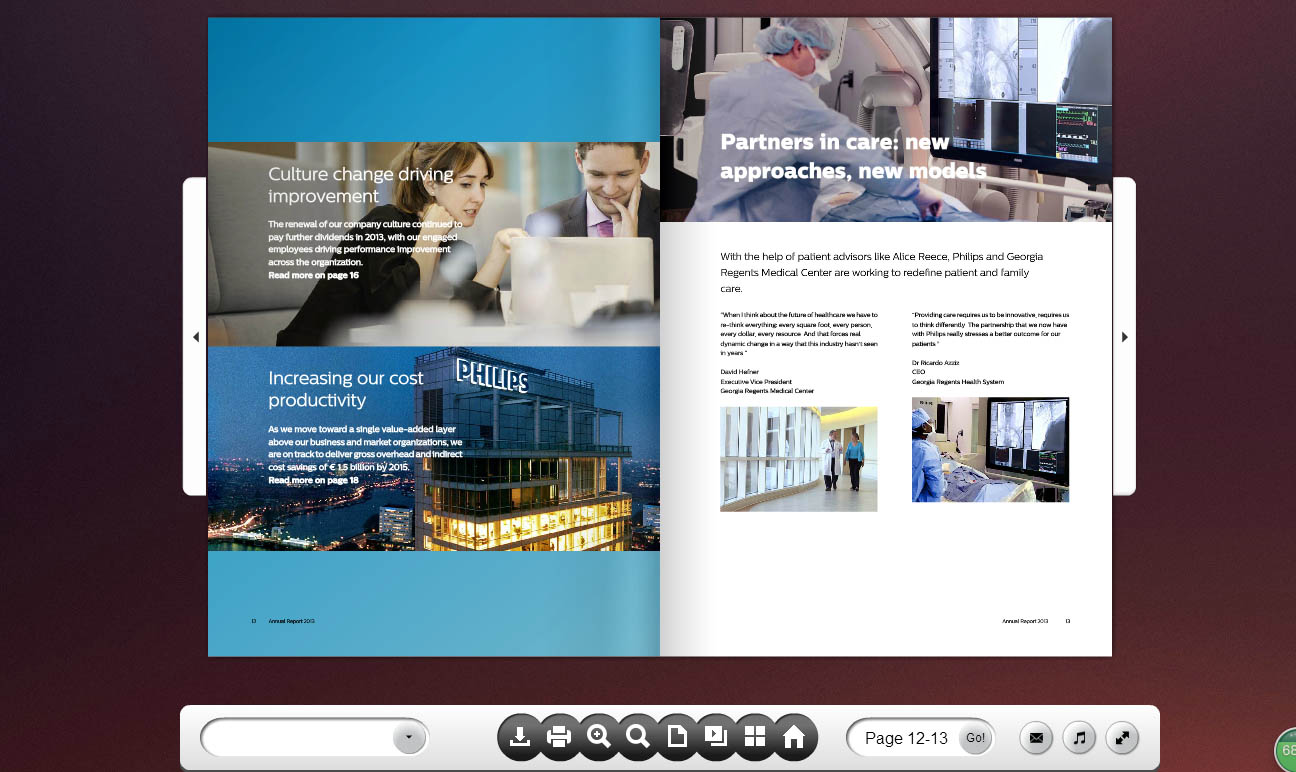 examples of annual reports