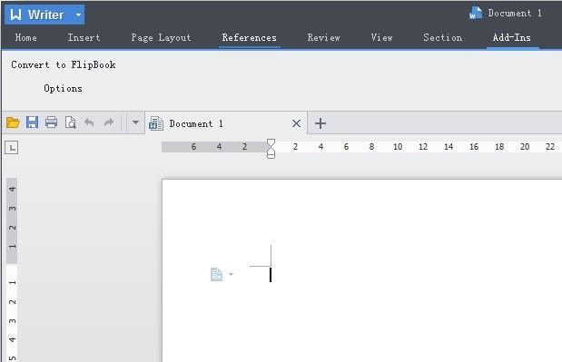 Kingsoft Office Flip: Powerful Add-in to convert Kingsoft