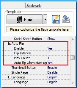 auto-flip