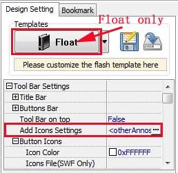 icon button