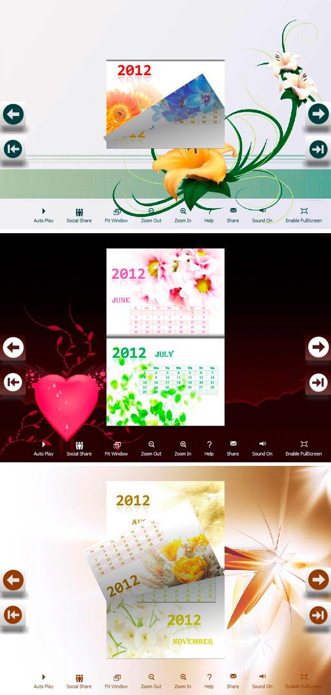 Flipbook_Themes_Package_Calendar_Decoration
