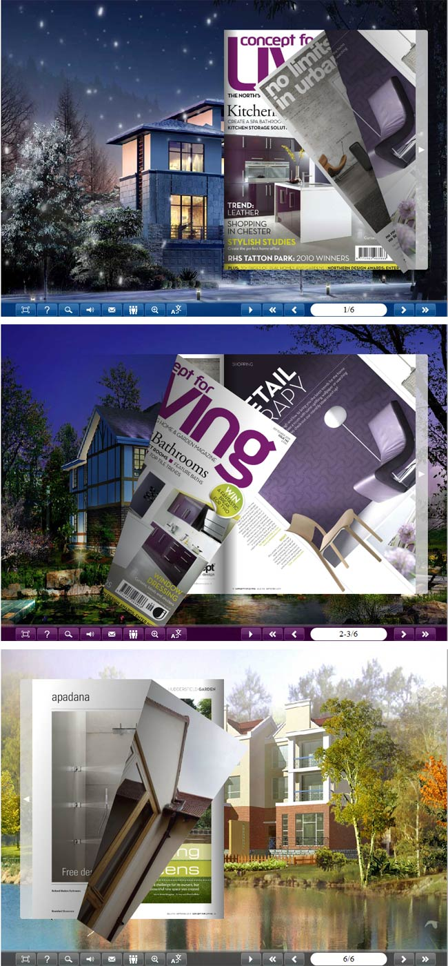 Flipbook_Themes_Package_Classical_House 1.0 full