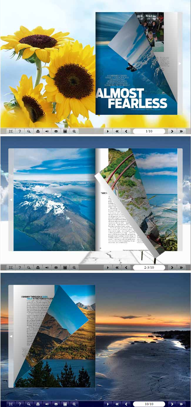 Flipbook_Themes_Package_Classical_Travel