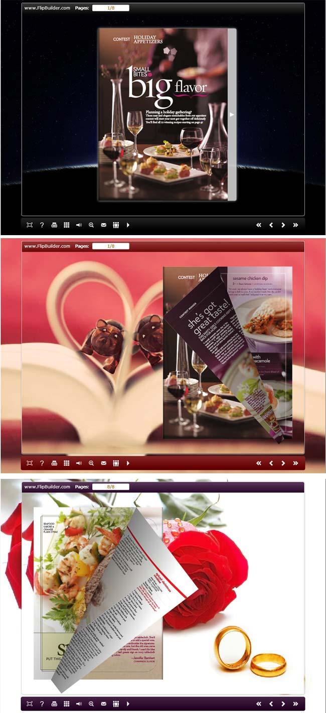Flipbook_Themes_Package_Float_Love