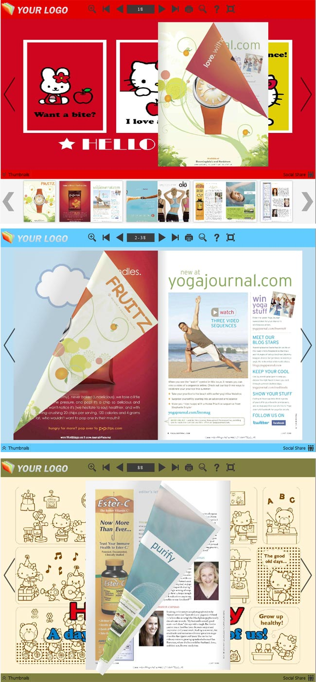 Flipbook_Themes_Package_Neat_Kitty 1.0 full