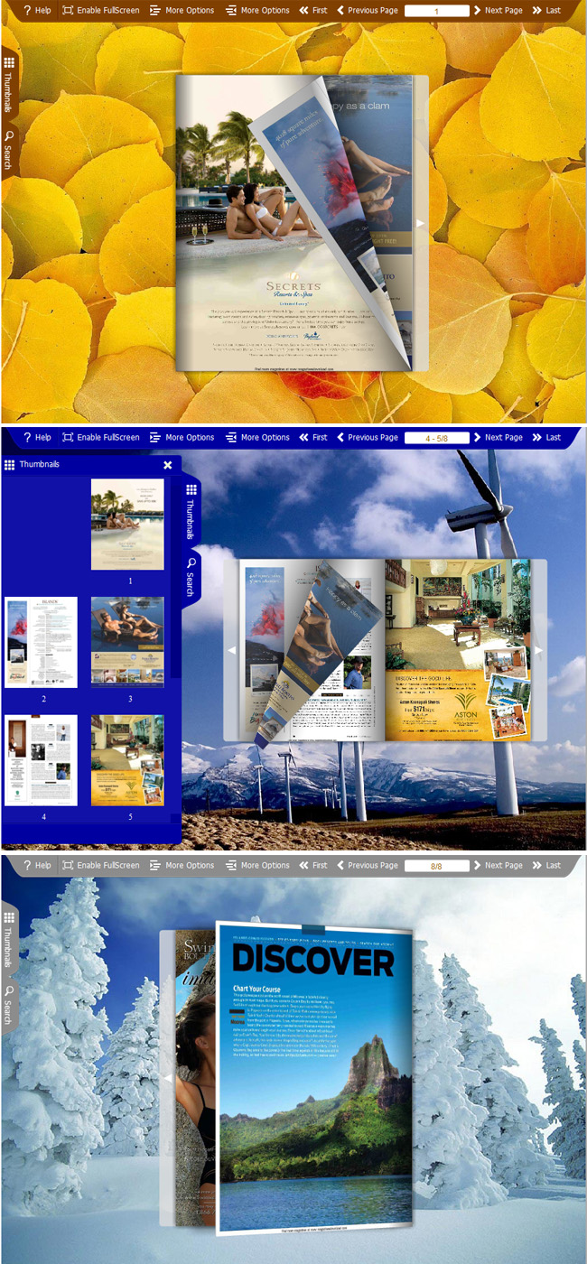 Flipbook_Themes_Package_Spread_View 1.0 full