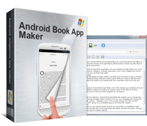Android Book App Maker