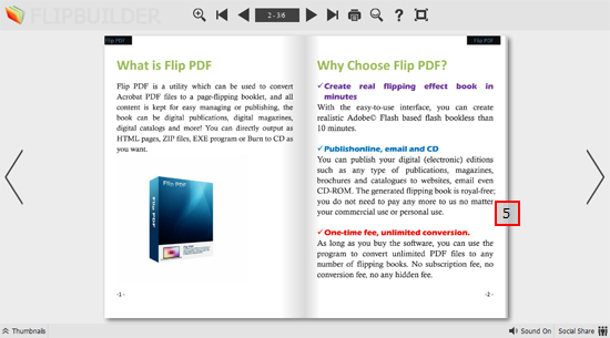 Flip Pdf Corporate Edition Manual Template Settings Flipbuilder Com