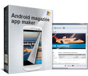 convert pdf and diverse format images into apps for android android book app maker flipbuilder