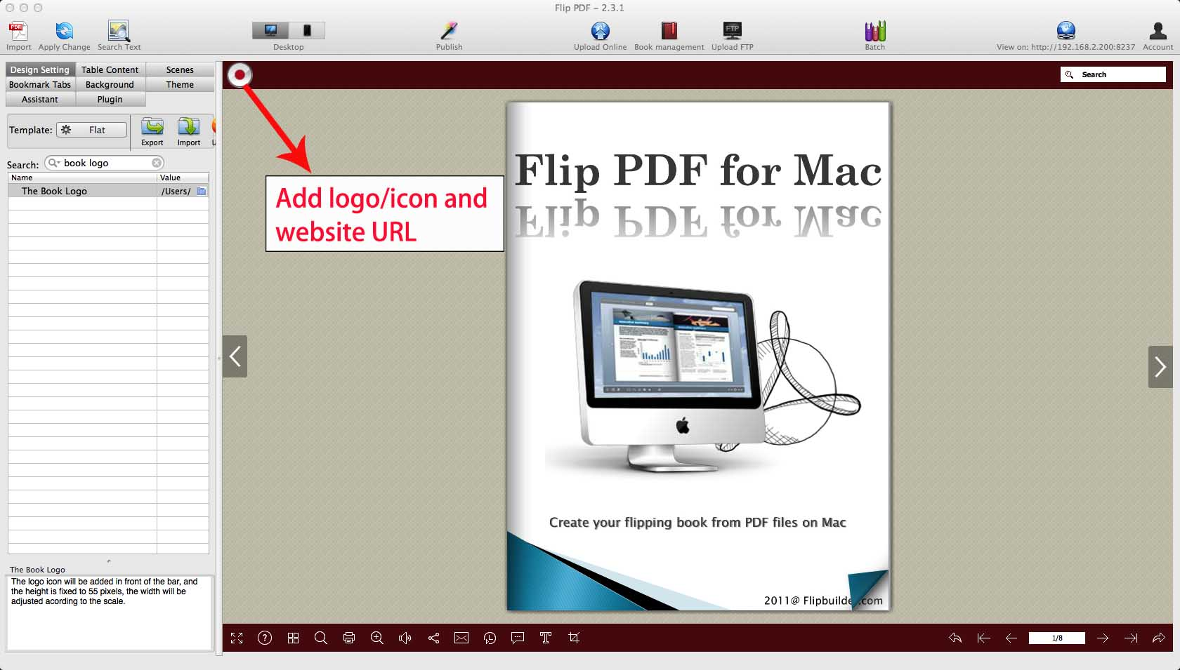 Flip Pdf For Mac Convert Pdf To Stunning Page Flipping Ebooks On