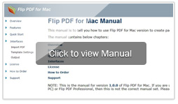 how to flip an entire pdf mac