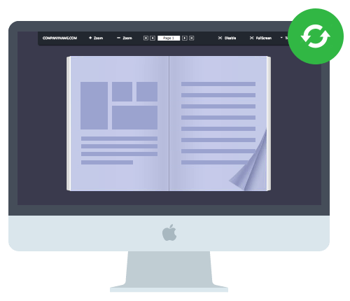Flip pdf for mac convert pdf to stunning page flipping ebooks on mac pdf to flipbook converter fandeluxe Images