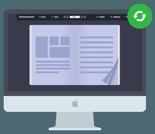 Flip PDF for Mac: Convert PDF to Stunning Page-flipping
