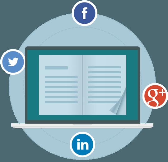 flipbook'u sosyal ağda paylaş