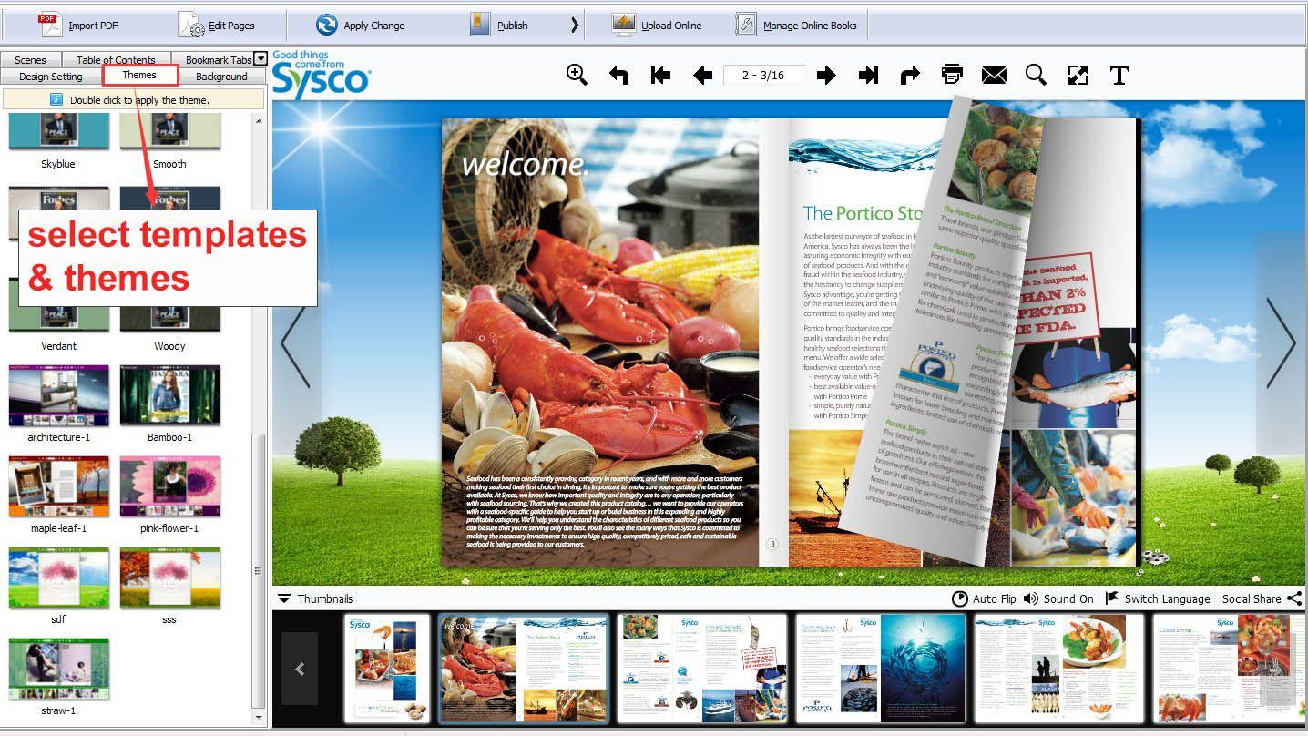 tutorial flip pdf professional español