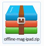 offline magazine zip