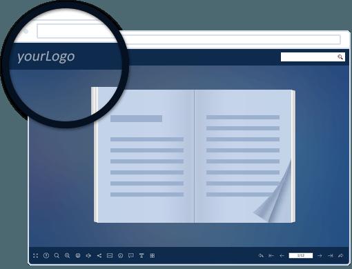 convert pdf to html flip book
