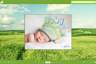 baby photobook demo