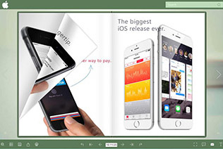 iphone catalog demo