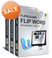 six product bundle for converting nearly any kind of document to a page-flipping eBook